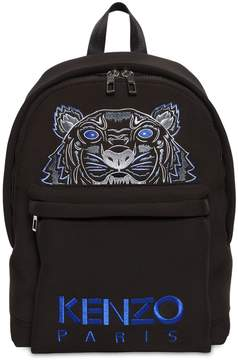 Kenzo Tiger Embroidered Neoprene Backpack