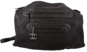 Chanel Paris-Edinburgh Quilted Hobo