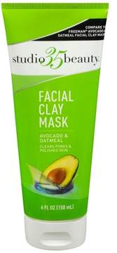 Studio 35 Clay Avocado Oatmeal Mask
