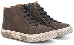 Pépé classic hi-top sneakers
