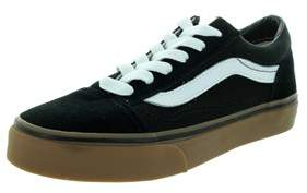 Vans Kids Old Skool (gumsole) Skate Shoe.
