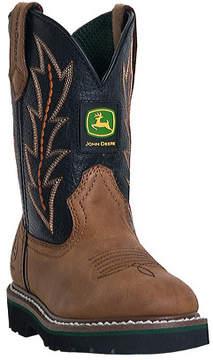 John Deere Infant Boots Leather Wellington 2190
