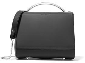 Eddie Borgo Dean Doctor Mini Matte-Leather Shoulder Bag