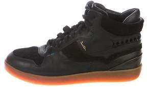 Paul Smith Dreyfuss High-Top Sneakers