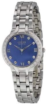 Citizen Bella Periwinkle Dial Ladies Watch EM0120-58L