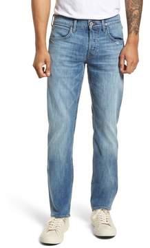Hudson Byron Slim Straight Fit Jeans