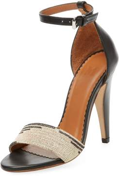 M Missoni Women's Space Dye Ankle-Wrap Sandal