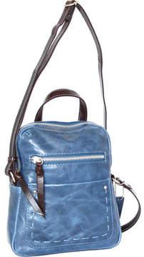 Nino Bossi Kayla Small Leather Crossbody Bag (Women's)