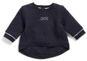 Robeez Infant Girl's Quilted Top