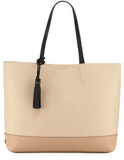 Cole Haan Pinch Leather Tote Bag