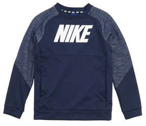 Nike Boy's Colorblock Raglan Logo Sweatshirt
