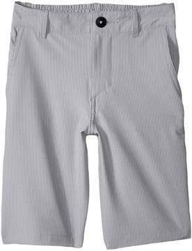 Quiksilver Union Pinstripe Amphibian Shorts Boy's Shorts