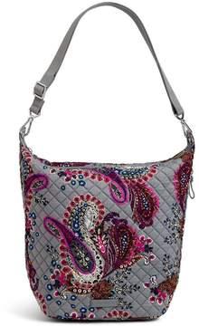 Vera Bradley Carson Floral Paisley-Print Hobo Bag - HERITAGE PAISLEY - STYLE