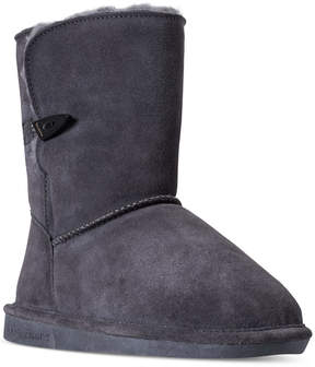 BearPaw Little Girls' Victorian Boots from Finish Line