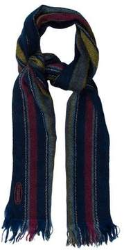 Missoni Striped Fringe-Trimmed Scarf