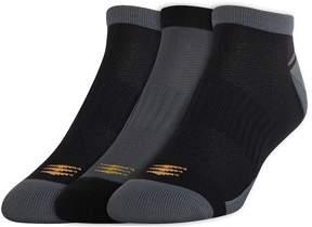 Gold Toe GOLDTOE Men's GOLDTOE PowerSox 3-pk. No-Show Socks