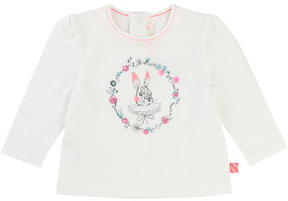 Billieblush Rabbit Jersey T-Shirt, Size 2-3