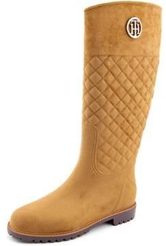 Tommy Hilfiger Babette Women US 11 Brown Rain Boot