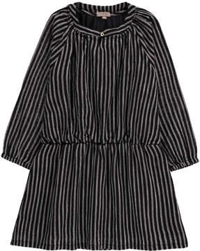 Emile et Ida Lurex Striped Dress