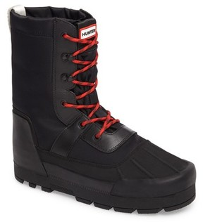 Hunter Men's Waterproof Insulated Snow Boot