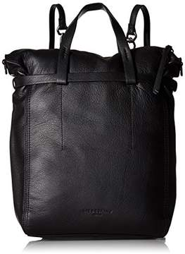 Liebeskind Berlin Women's Belfast Vintage Leather Convertible Backpack