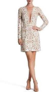 Tiffany Trump S Nude Dress Popsugar Fashion
