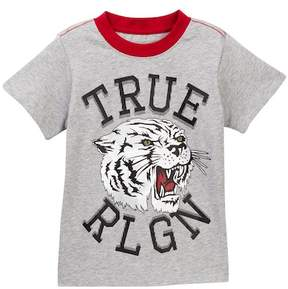True Religion Roar Tee (Little Boys)