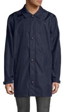 Rainforest Minimalistic Raincoat