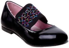 Nanette Lepore Elastic Strap Ballerina Flat