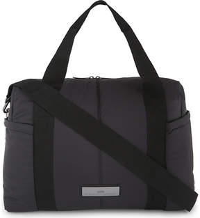 Adidas By Stella Mccartney Shipshape quilted gym bag