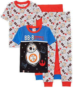 Star Wars LICENSED PROPERTIES 4-pc. Lego Pajama Set Boys