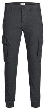 Jack and Jones Static Print Cargo Pants