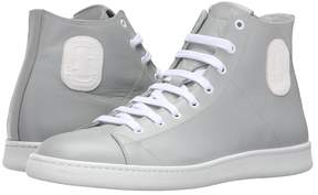 Marc Jacobs Clean Nappa High Top Sneaker
