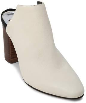 Dolce Vita Women's Renly Leather Block Heel Mules