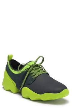 Camper Dub Leather & Suede Sneaker