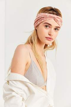 Urban Outfitters Dottie Printed Headwrap