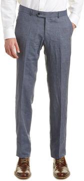 Ballin Slim Fit Linen Pant