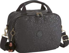 Kipling Palmbeach shoulder bag - BLACK SCALE EMB - STYLE