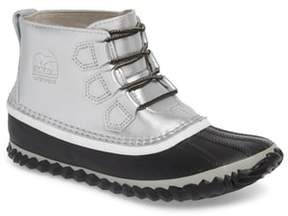 Sorel 'Out N About' Leather Boot