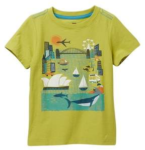 Tea Collection Sydney Harbor Graphic Tee (Toddler, Little Boys, & Big Boys)