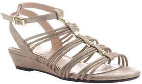 Madeline Women's Sound Ankle Strap Wedge Sandal