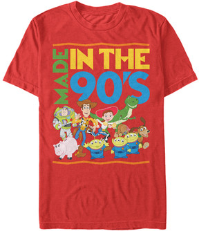 Fifth Sun Toy Story 'Made in the 90's' Tee - Men