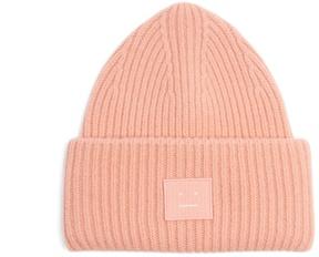 Acne Studios Pansy wool-blend beanie hat