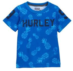 Hurley Dri-Fit Athletic Tee (Little Boys)