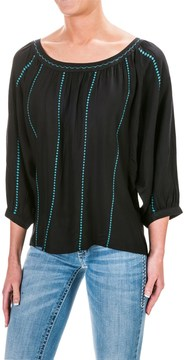 Ariat Ali Rayon Shirt - 3/4 Sleeve (For Women)