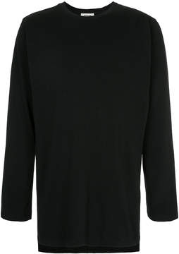 Monkey Time oversized long sleeved T-shirt