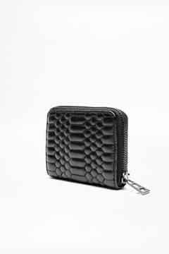 Zadig & Voltaire Mini Zv Matelasse Wallet