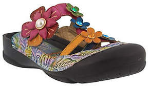 Spring Step L`Artiste by Leather Sandals - Icar