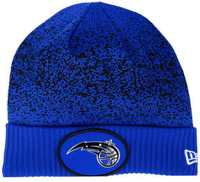 New Era Orlando Magic On Court Collection Cuff Knit Hat