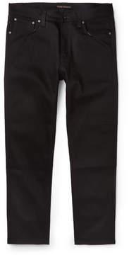Nudie Jeans Brute Knut Slim-Fit Organic Stretch-Denim Jeans
